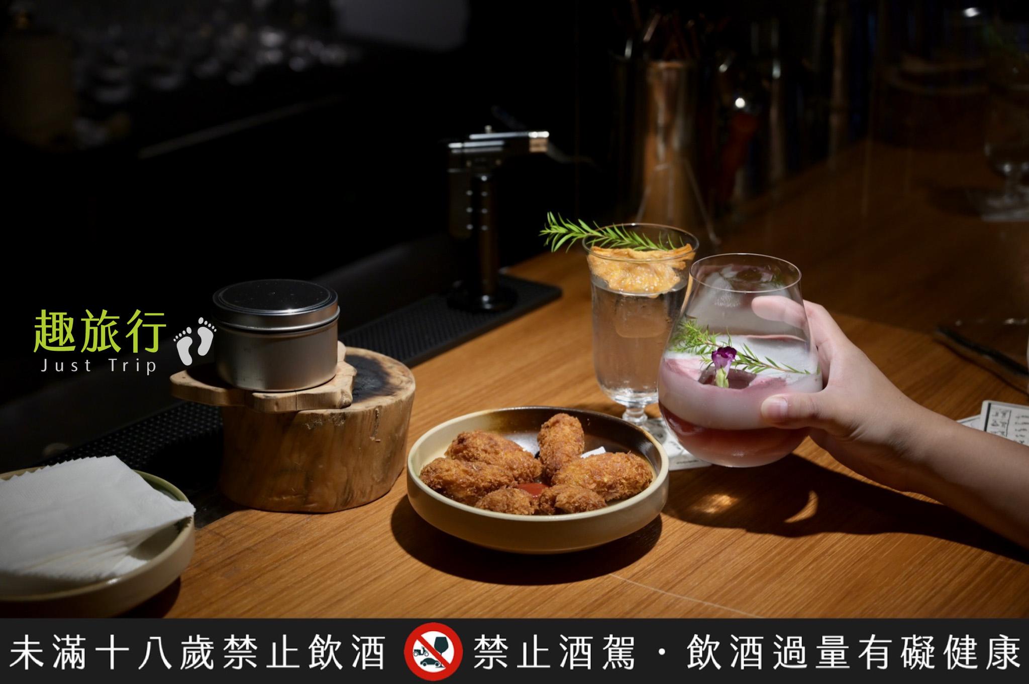 炸牡蠣, 無心戒酒互助會武昌分會 Nonsense Cafe & Bar